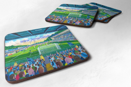 adams park Coaster set of four